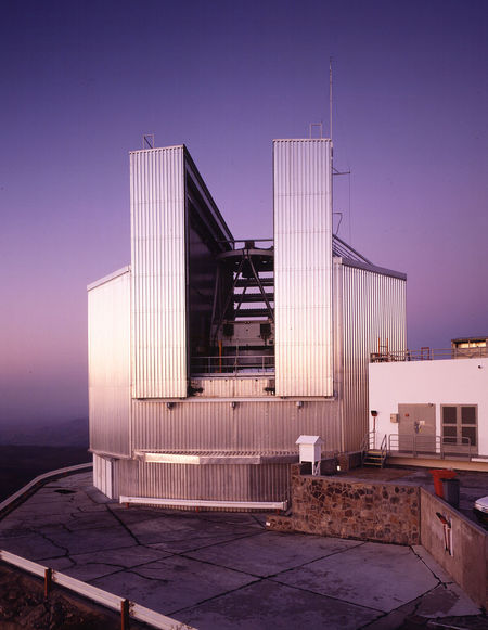 New Technology Telescope, NTT