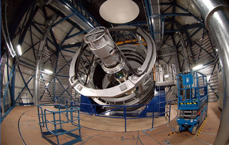 VISTA, Visible and Infrared Survey Telescope for Astronomy, kortlagningarsjónauki