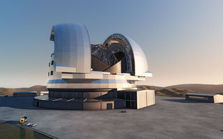 E-ELT, European Extremely Large Telescope