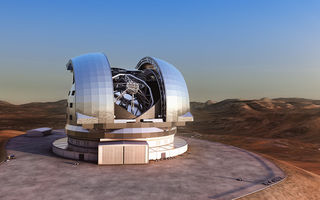 ESO, E-ELT, European Extremely Large Telescope