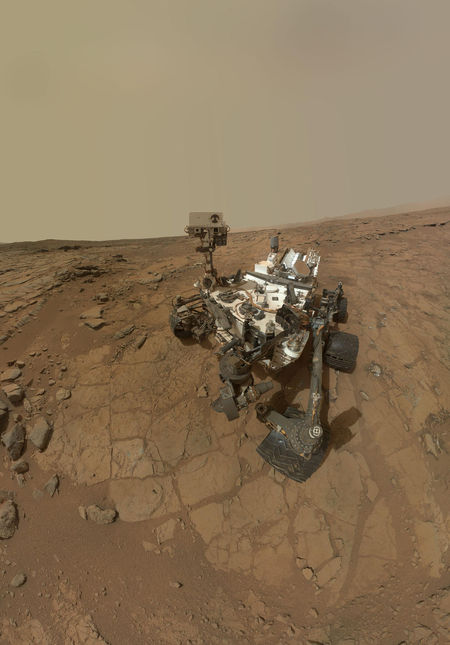 Curiosity, Mars Science Laboratory, Mars jeppi